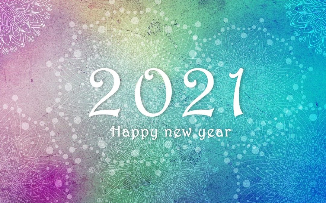 Bonne année 2021 à tous !